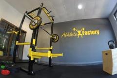 Athlete Factory